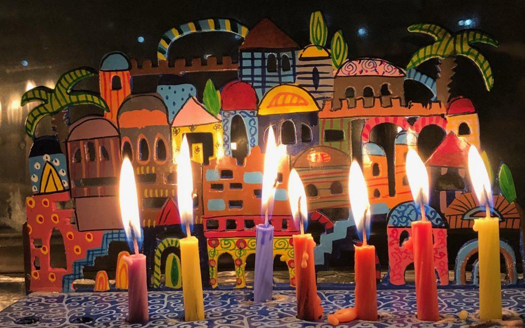 Celebrate Chanukah with KS!