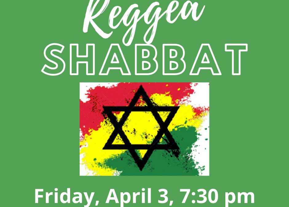 Reggae Shabbat