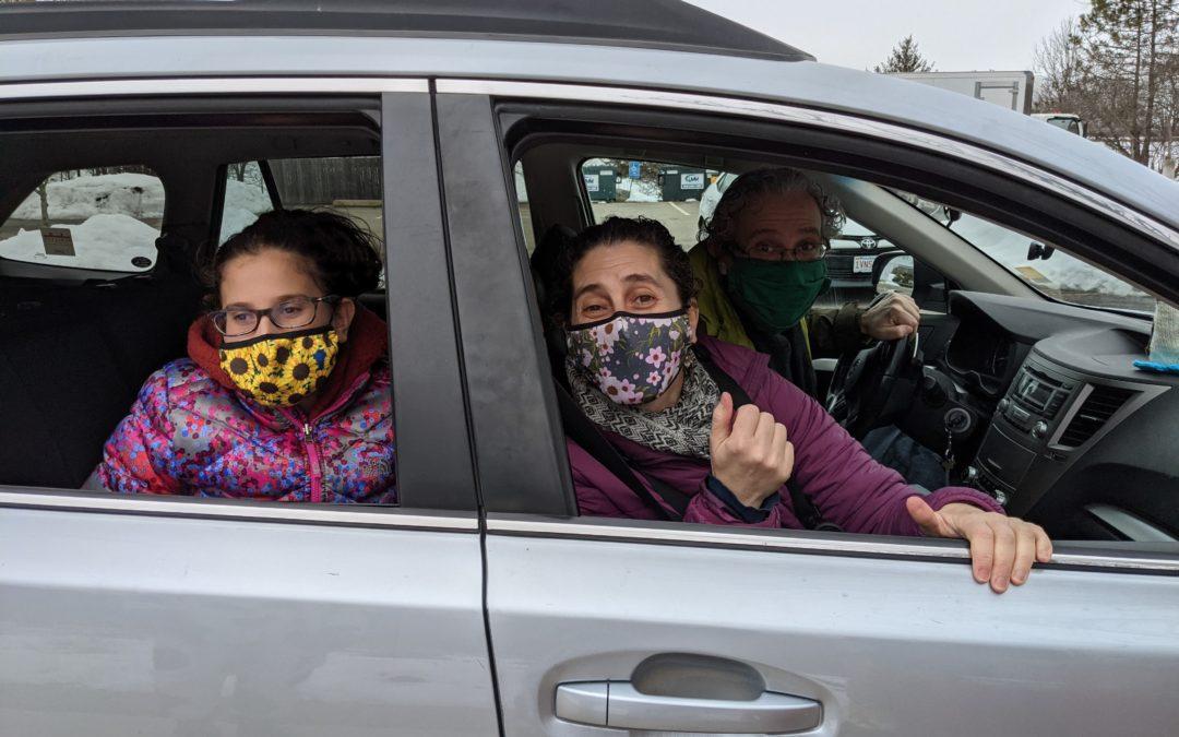Purim CAR-nival Photos