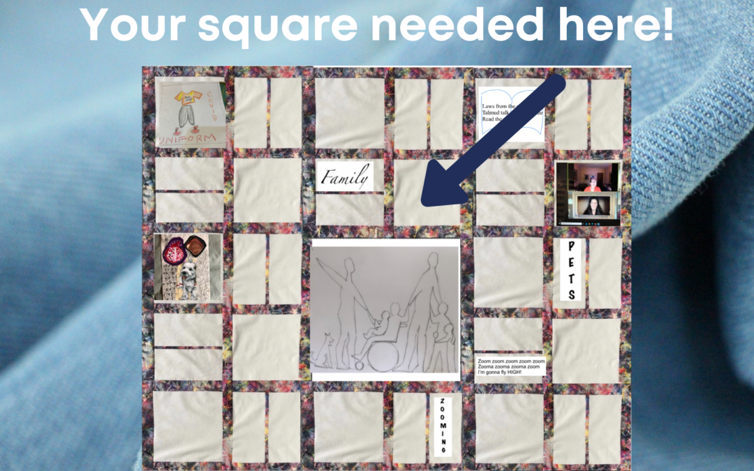 Join KS in Creating a Hope and Healing Quilt