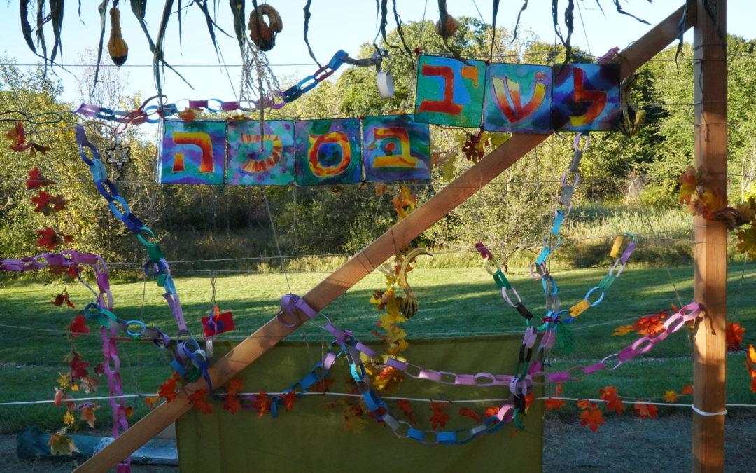 Celebrating Sukkot 5782 at KS